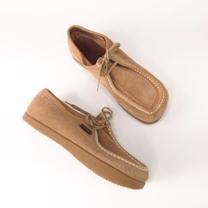 Anne Kalso Earth Shoe Womans Vintage  Moccasin